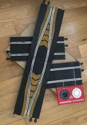 Scalextric Chicane And Lap Timer Set, Boxed New Unused Set • 25£
