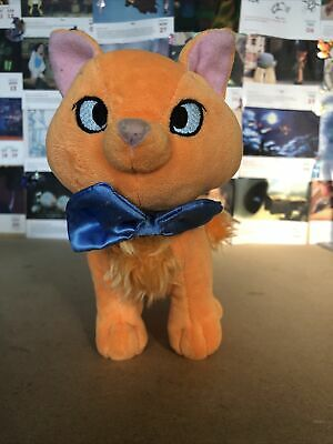 F The Disney Store Aristocats Plush Soft Toy Teddy Toulouse RARE Ginger Kitten • 9.99£