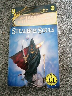 Stealer Of Souls Role Playing Book • 5.50£