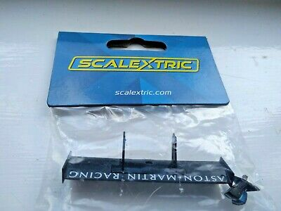 Scalextric W11206 Rear Wing Spoiler & Mirrors Aston Martin GT3 C4027 New • 5.99£