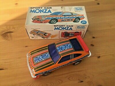 Battery Operated Monza In Box And Fully Working - Japanese • 35£