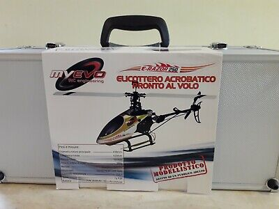 My Evo Flasher 250 Rc Helicopter New In Box Ready To Fly.Align 250  • 39.99£