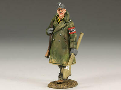 KING AND COUNTRY German Volkssturm Old Man WW2 WS181 • 27.95£
