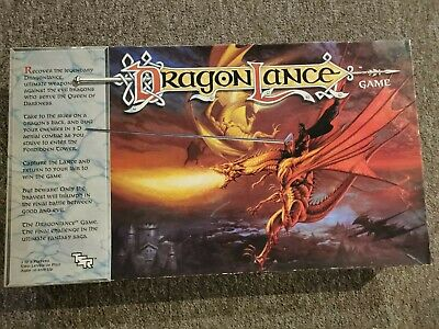 Tsr, Dragonlance Board Game Complete Excellent Condition • 15£