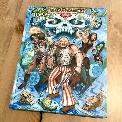 Dungeon Crawl Classics RPG (DCC) - Annual - Excellent Condition • 20£