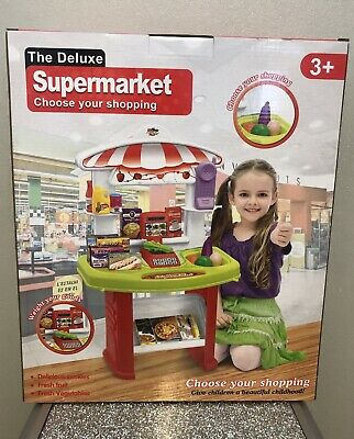 Deluxe Supermarket Role Play Childrens  • 29.99£