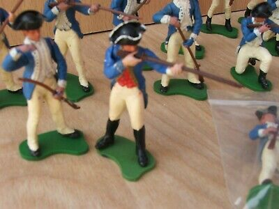 14 Britains Swoppet American Infantry • 105£