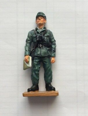 Del Prado  SS Officer Mount Div Germany 1944 • 2.30£