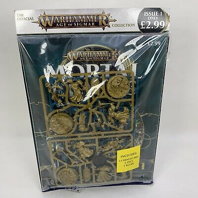 Games Workshop - Warhammer Age Of Sigmar - Mortal Realms Magazine Issue #1 - New • 9.49£
