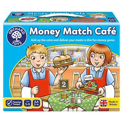 Money Match Café • 14.99£