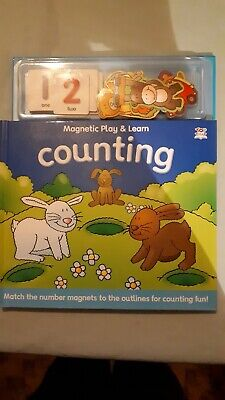 Magnet Numbers Book • 3£