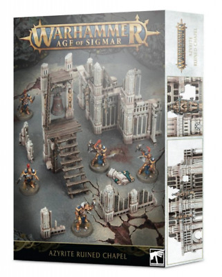 Azyrite Townscape - Scenery (Age Of Sigmar) • 26.99£