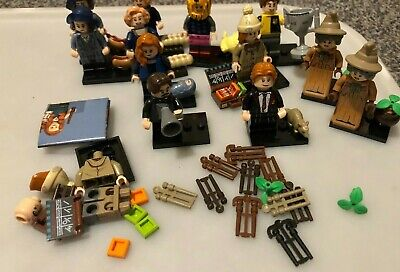 Lego Harry Potter Collectible Minifigures Series 1 & 2  • 2£
