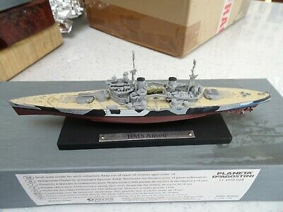 Atlas Editions Warships HMS Anson • 6£