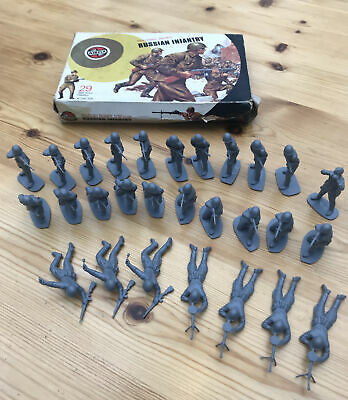 Airfix 1 32 Soldiers Russian Infantry • 2.20£