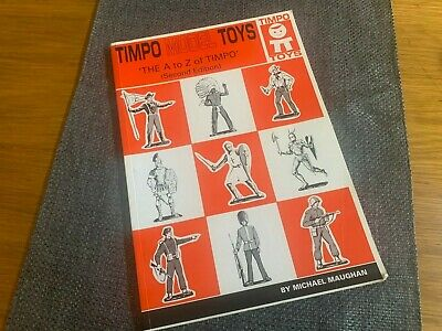 Timpo The A To Z Of Timpo By Michael Maughan • 10.50£