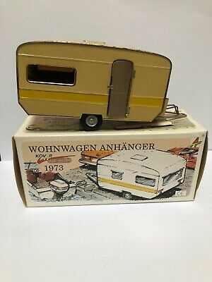 CARAVAN 1973 - Classic Collector's Tin Toy - Working Model By Kovap • 8£