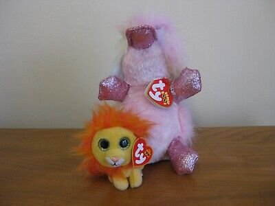 Ty Beanie Boos Collection Petunia And Bushy • 2.50£
