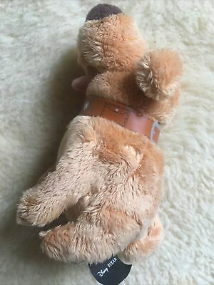 Small Stuffed Dog Disney • 0.99£