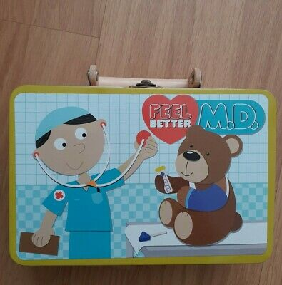 Imagine I Can Feel Better MD Childrens Doctors Playset • 2.50£