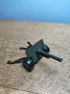 Vintage Original Diecast Lone Star Military 25 Pounder Army Toy Cannon • 9.50£