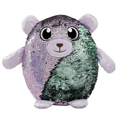 "Shimmerrrzzz Stuff Sequin Plush Toy 14"" • 8.99£"