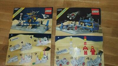 Vintage LEGO Manual Collection  • 50£