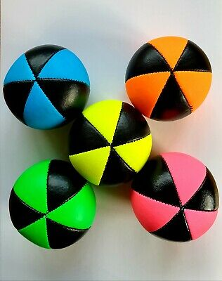 Star 6 Panel UV Juggling Balls (Price Per Ball) • 3.90£