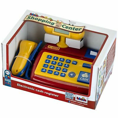 Theo Klein Children's Cash Register, Electronic With Scanner Function For Age 3+ • 30.88£
