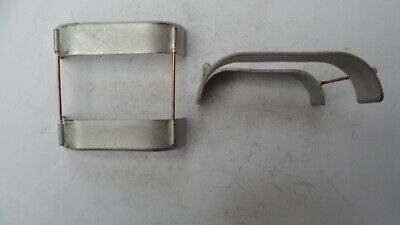 2 Sets Of Tandem Axle Mudguards. Lorry, Truck, Code3 1/48th, 1/50th Whitemetal  • 7.50£