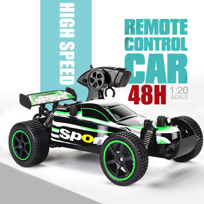 Remote Control Car High Speed RC Cars 2.4Ghz Fast Racing Drifting Kids Toy Gift • 26.99£
