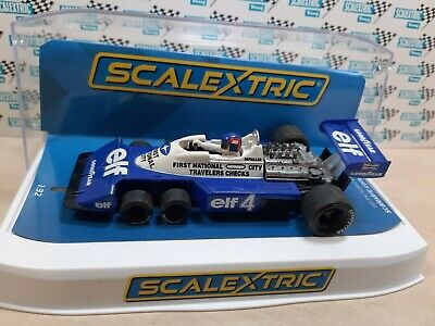 Scalextric Spain Planet Cars Mythical TYRRELL P34  NO4 BRAND NEW BOXED • 80£