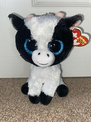 Ty Beanie Boos - Butter The Cow - Standard Size • 3£