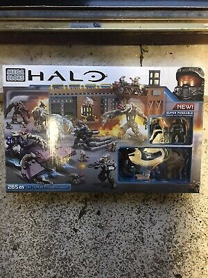 Mega Bloks Halo Flood Invasion • 48£