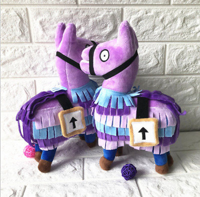 Fortnite Game Llama Figure Plush Action Toy Lama Loot Toys Gamers Soft Toys Gift • 10.20£