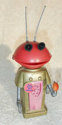 'Smash' Martian Walking Robot (collectible Toy) - Complete And Working • 29.10£
