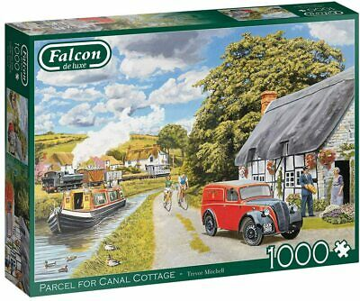Parcel For Canal Cottage 1000 Piece Jigsaw • 13.99£
