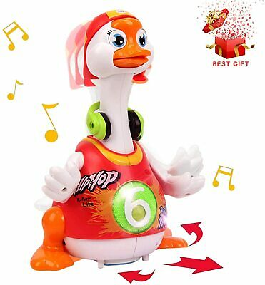 ACTRINIC Baby Musical Toys 18 Plus Months Early Music Dancing Goose  • 27.99£