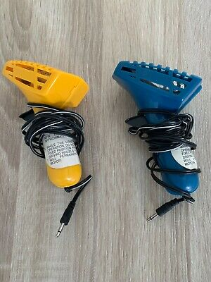 Scalextric Classic 1:32 Controllers / Throttles - Blue & Yellow • 4.99£