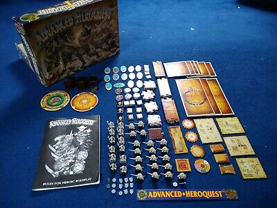 Advanced Heroquest By Games Workshop • 21£