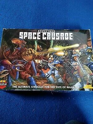 Advanced Space Crusade By Games Workshop (Complete) • 44.50£