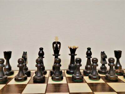 Large Chess Set  42 X 42 Hand Crafted Woodeeworld • 44.99£