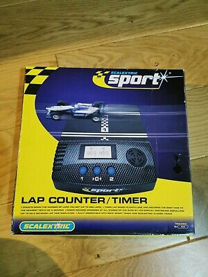 Scalextric Lap Counter & Timer • 7.50£