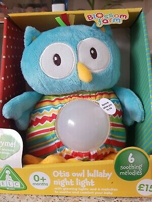 New Boxed Baby Toy Interactive Owl Early Learning Centre • 7.50£