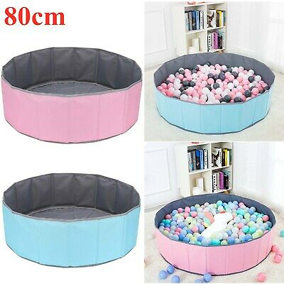 Kids Game Play Toy Tent Ocean Ball Pit Pool Children Baby Indoor Easy Foldable • 16.99£
