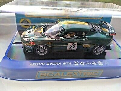 Scalextric Lotus Evora GT4 #22 Full Lights DPR C3427 Limited Edition New Boxed  • 25£