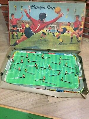 MARKE Technofix - Vintage Tin Football Game • 60£