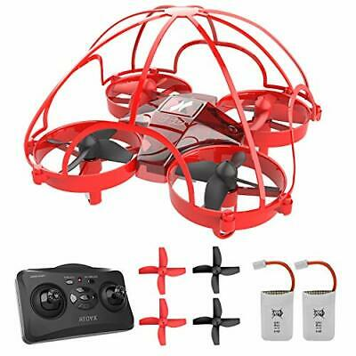 ATOYX Mini Drones For Kids - AT-66D Remote Control Toy And Gift For Child And • 36.99£