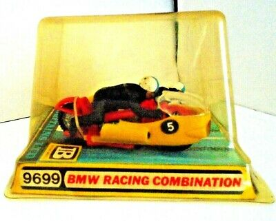 Vintage BMW Racing Combination Model No. 9699 - Mint In Near Mint Plastc Pack. • 49.95£