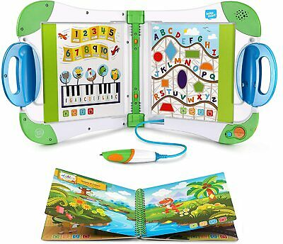 LeapFrog LeapStart Electronic Book, Educational And Interactive Playbook Toy For • 44.99£